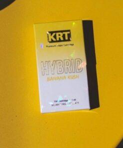 KRT Cartridges Flavors