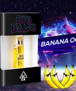 Buy Banana OG BIG BANG Cartridges