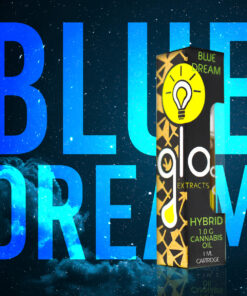 Buy Blue Dream Glo Extracts Carts