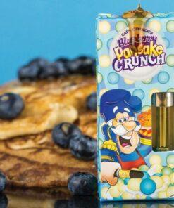 Buy Blueberry Pancake Crunch Full Gram Cereal Cart Vape Cartridge