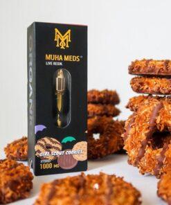 Muha Carts Cookies Cream