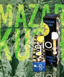 Buy Mazar Kush Glo Extracts Carts