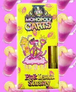 Pink Lemon Slushy
