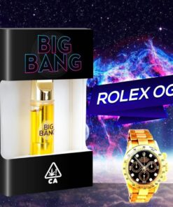 Rolex OG BIG BANG Cartridges