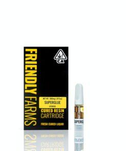 FF - Superglue - 1g Cured Resin Cartridge