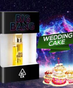 Wedding Cake BIG BANG Cartridges